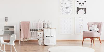 How to Design the Perfect Nursery for Your New Arrival, Fridley, Minnesota