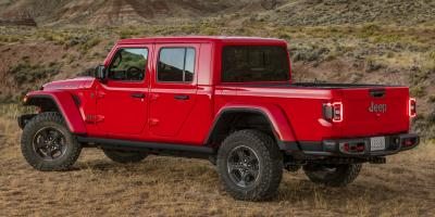 Introducing the 2020 Jeep Gladiator, Canandaigua, New York