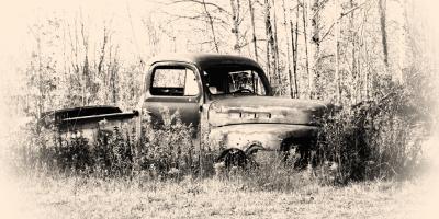 A History of Junk Yards, San Marcos, Texas