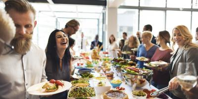 The Do's & Don'ts of Catering an Office Party, Elyria, Ohio