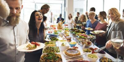 How to Determine the Level of Catering Needed for Your Event, Hebron, Kentucky