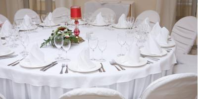 Oahu Catering Company Offers Tips for Seating Your Wedding Guests, Wahiawa, Hawaii