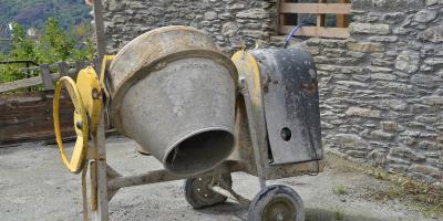 A Guide to Cement Mixers, Cohocton, New York
