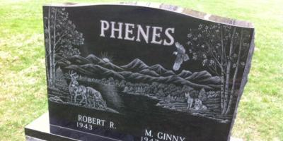 The Three Main Elements of Cemetery Monument Designs Explained, Canandaigua, New York