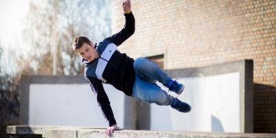 4 Health Benefits of Parkour , Centerville, Ohio