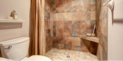 Porcelain vs. Ceramic Tile for Bathrooms, Anchorage, Alaska