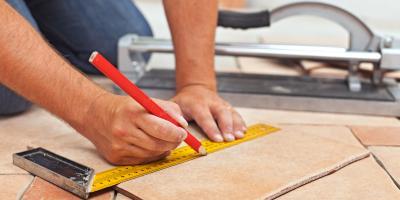 The Pros & Cons of Ceramic Tile Flooring, Chesterfield, Missouri