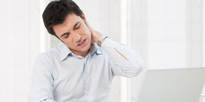3 Possible Causes of Cervical Pain, Fishersville, Virginia