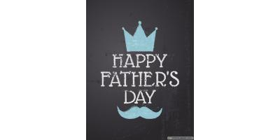 Happy Father's Day!!!!  We hope you all have an excellent day!!, Forked River, New Jersey