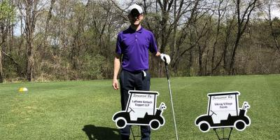 Attorney Buckner Attends Reedsburg Area Chamber Golf Outing, Reedsburg, Wisconsin