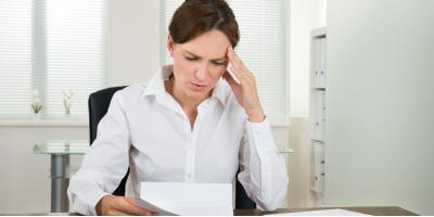 3 Situations When Filing for Bankruptcy May Be Advisable, Charles Town, West Virginia