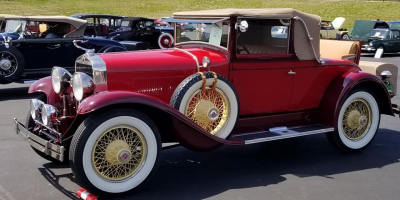 What Should You Bring to a Car Show?, Charlotte, North Carolina