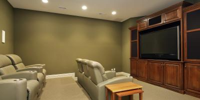 3 Ways to Prevent Custom Home Theater Mistakes, Charlotte, North Carolina