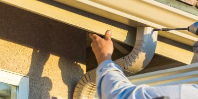 The Difference Between Seamless & Regular Gutters, Charlotte, North Carolina