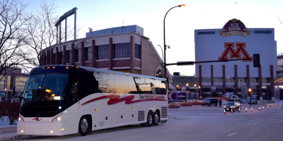 4 Surprising Reasons to Use a Charter Bus, Eagan, Minnesota