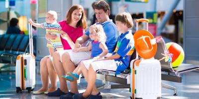 3 Tips for Traveling With Toddlers on a Charter Bus, Passaic, New Jersey