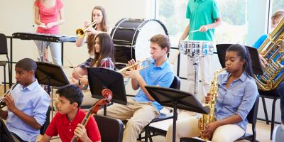 Why Charter Buses Are Perfect for School Band Transportation, Clifton, New Jersey