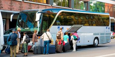 3 Tips for Staying Cool on a Charter Bus This Summer, Bolton, Connecticut