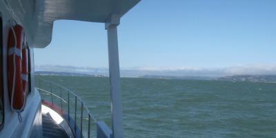 Yacht Charter Service Offers Pacific Ocean Ash Scatterings, Berkeley, California