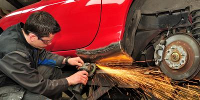 3 Reasons to Hire Pros for Auto Body Repairs, Chatsworth, Georgia