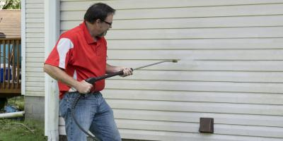 How to Clean Vinyl Siding, Chester, Connecticut