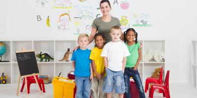 Child Care Center Shares Guide to Chores for Young Children , Concord, North Carolina