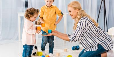 How Does Child Custody Work When the Parents Were Never Married?, Central Whidbey Island, Washington