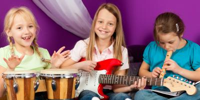 Develop Your Child's Musical Ear With Private Lessons From Musical Associates, White Plains, New York