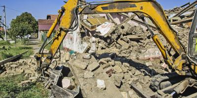 4 Aspects You Should Know About Demolition, Chillicothe, Ohio