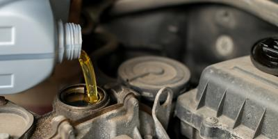 5 Signs You Need an Oil Change, Chillicothe, Ohio