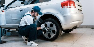 3 Common Types of Tires, Chillicothe, Ohio