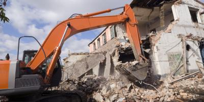 Why Should You Use a Professional Demolition Service? , Chillicothe, Ohio