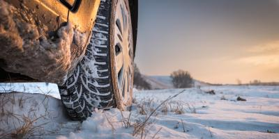 How to Prepare Tires for Winter, Chillicothe, Ohio