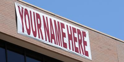What Materials Can You Choose for Commercial Signs & Designs?, Chillicothe, Ohio