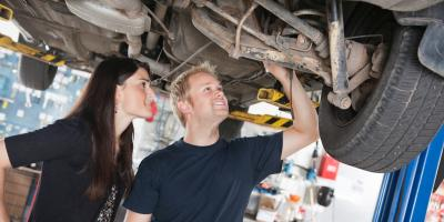 What Should Every Driver Should Know About Their Vehicle's Suspension?, Chillicothe, Ohio