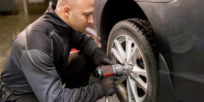 3 Benefits of Tire Rotations, Chillicothe, Ohio
