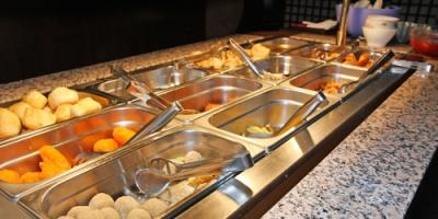 Not Cooking for the Holidays? Visit a Chinese Buffet!, Archdale, North Carolina