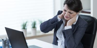 3 Effective Chiropractic Care Tips for Desk Work, Canandaigua, New York