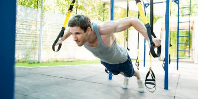 5 Benefits of TRX Training, Manhattan, New York
