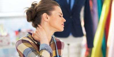 3 Tips for Dealing With a Stiff Neck, Onalaska, Wisconsin