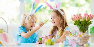 4 Educational Easter Activities for Your Child in Preschool, Onalaska, Wisconsin