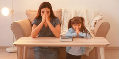 Do's & Don'ts for Teaching Your Child to Pray, Texas City-League City, Texas