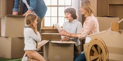 4 Tips for Moving With Kids, Cincinnati, Ohio