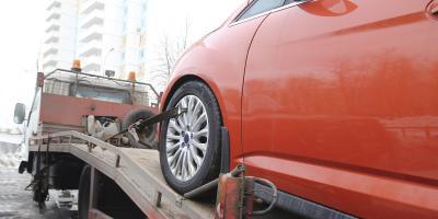 FAQ About Towing Your Vehicle, Anderson, Ohio