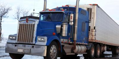 Safety Tips for Big Rig Truckers on Winter Trips, Delhi, Ohio