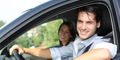 5 Factors That Impact Auto Insurance Coverage Rates, Cincinnati, Ohio