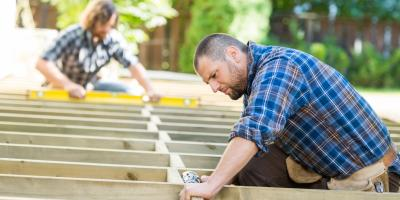 Why Your Deck Should Be Made of Thermo-Treated Wood, Norwood, Ohio