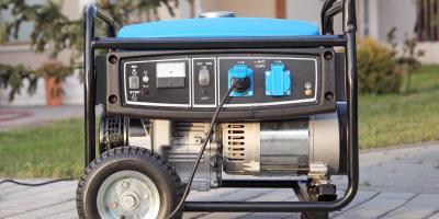 4 FAQ About Portable Generators, Evendale, Ohio