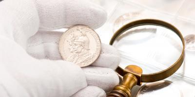 The Do's & Don'ts of Storing a Coin Collection, Cincinnati, Ohio