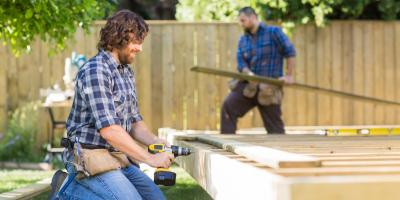 3 Materials to Consider for Deck Installation, Norwood, Ohio